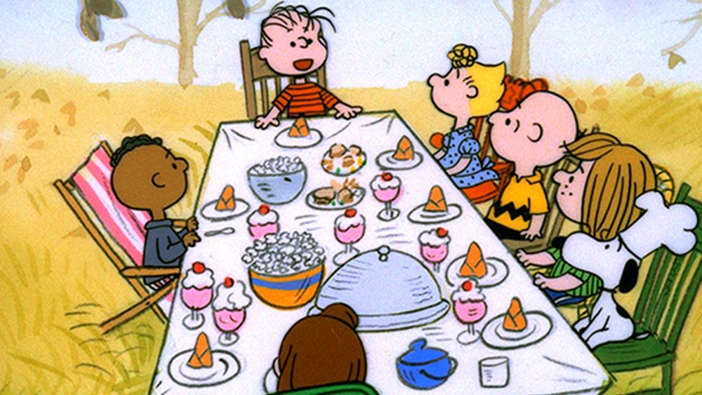 """A Charlie Brown Thanksgiving"" is getting heat for it's portrayal of a black character."