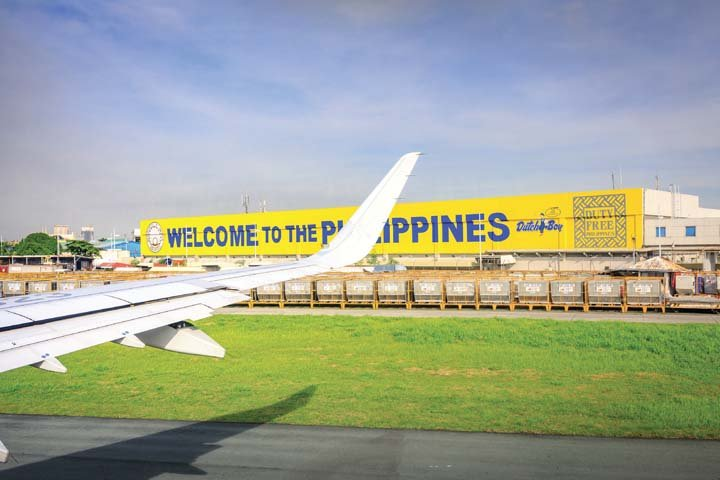 Image result for welcome to the Philippines naia