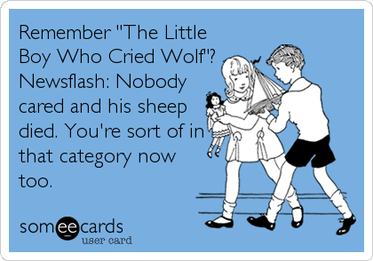 Image result for little boy that cried wolf