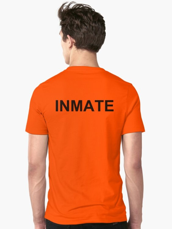Image result for inmate shirt