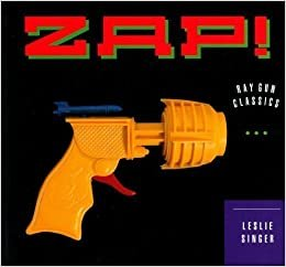 Image result for zapped with a ray gun