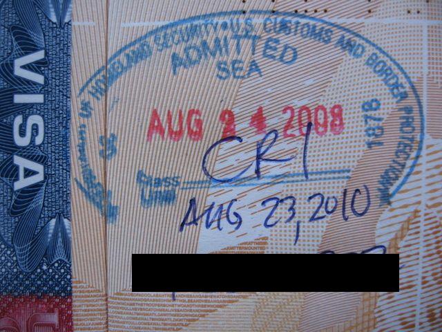 I 551 Stamp For Cr1 Ir1 Ir 1 Cr 1 Spouse Visa Process Amp Procedures Visajourney