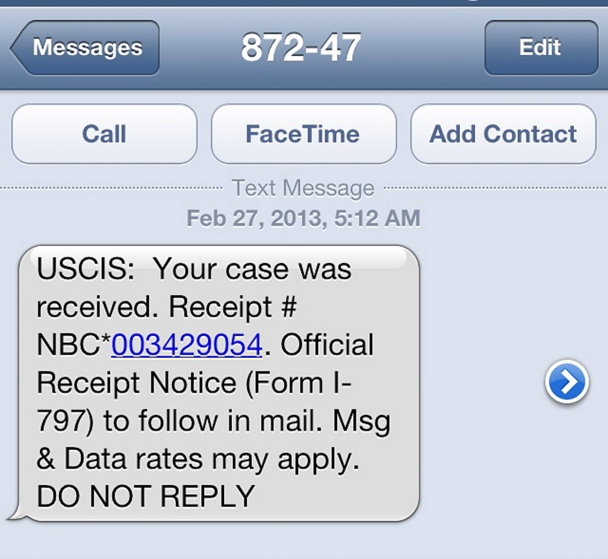 Usps Delivers My N 400 Application To Wrong City Us Citizenship