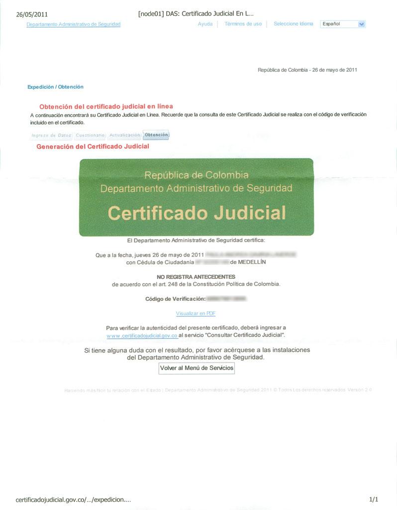 Police certificate colombia k 3 spouse visa process post 93893 0 67680200 1315324877thumbg xflitez Choice Image