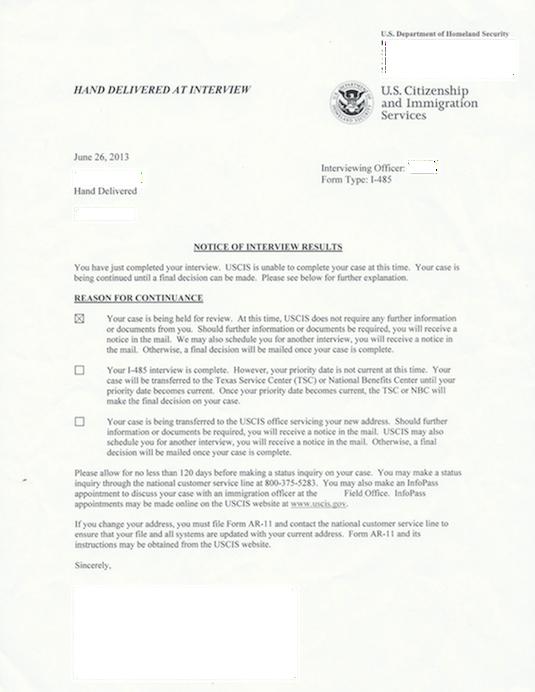 Immigration Form G 56 Divingexperience