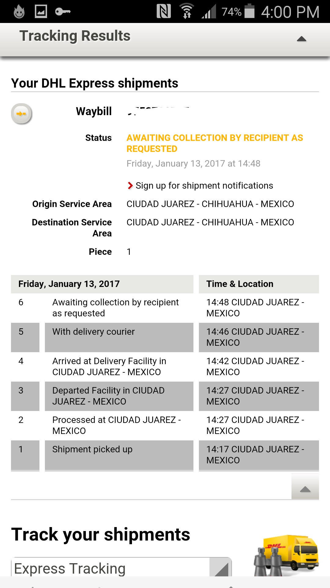 Denied Juarez Application - Waivers (I-601 and I-212) and