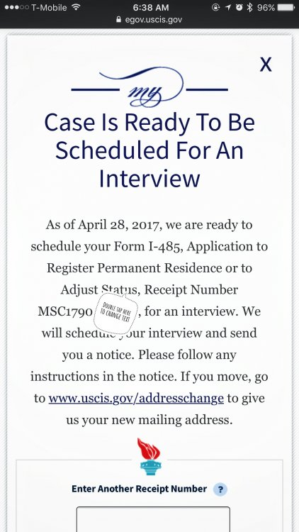 March 2017 Aos Filers Page 104 Adjustment Of Status Case Filing