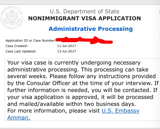 Ceac website immigration visa stuck on Ready - Page 10