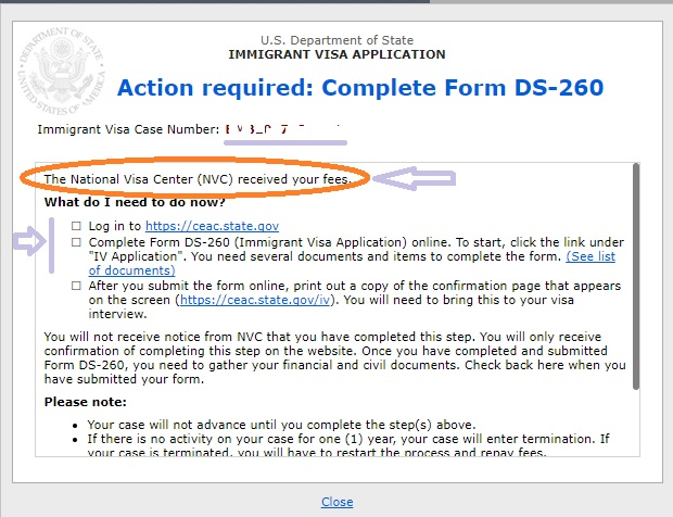 CEAC down??? - Page 2 - National Visa Center (Dept of State