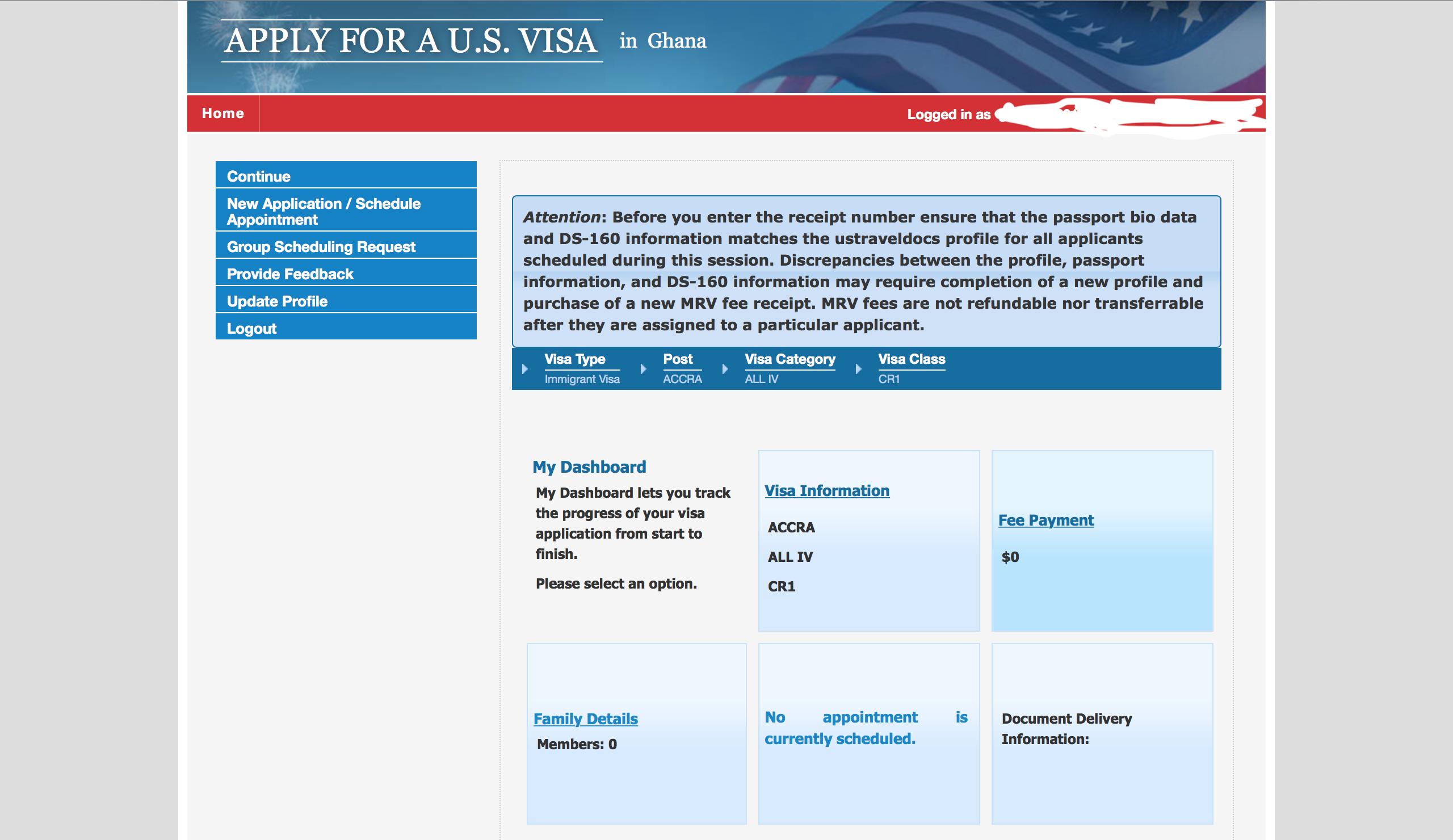 Visa Pickup Help !!!! - Africa: Sub-Saharan - VisaJourney