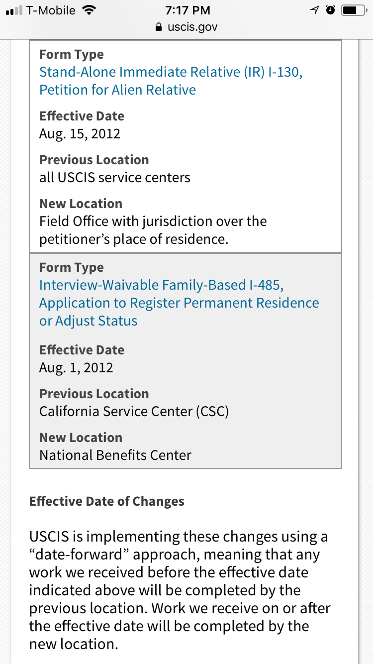Case Was Received At My Local Office - Page 40 - Removing Conditions