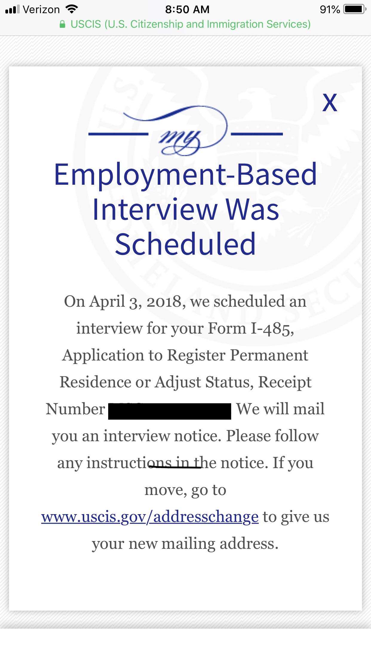 Uscis Interview In Fairfax Va
