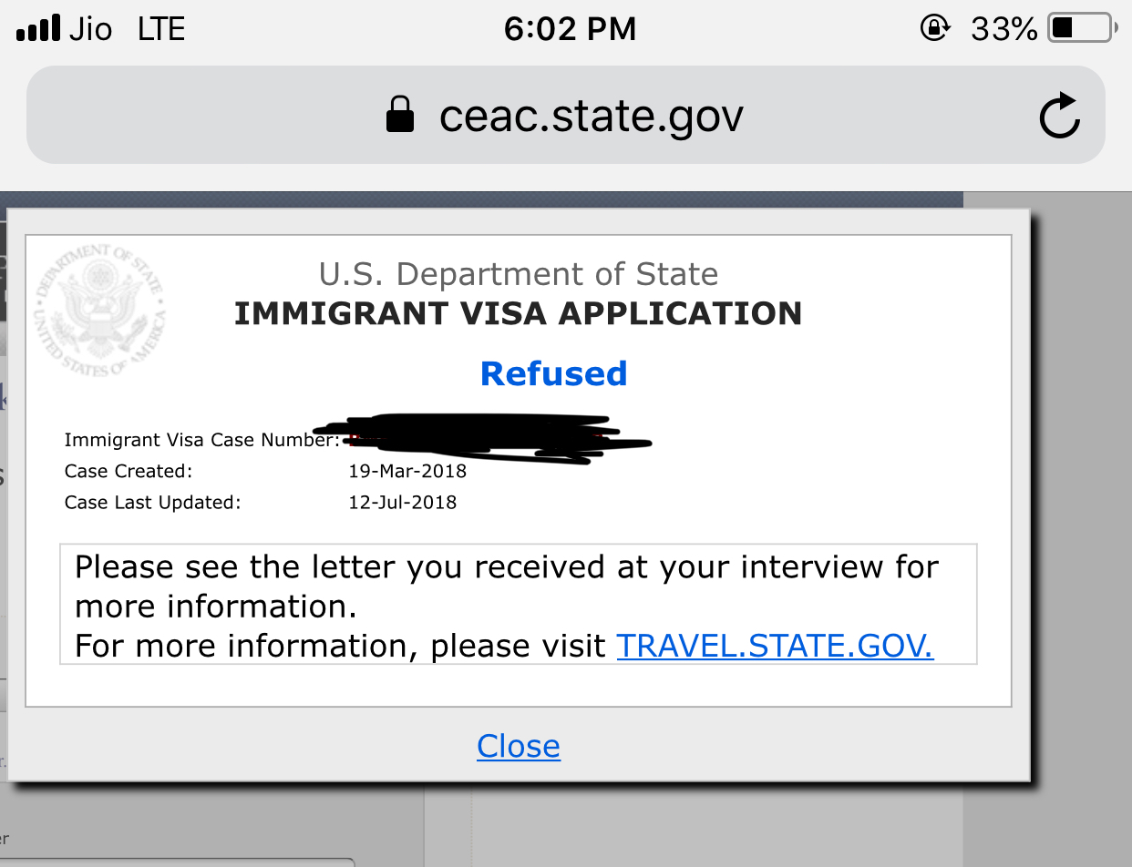 221(g) documents submitted - When will the visa be issued