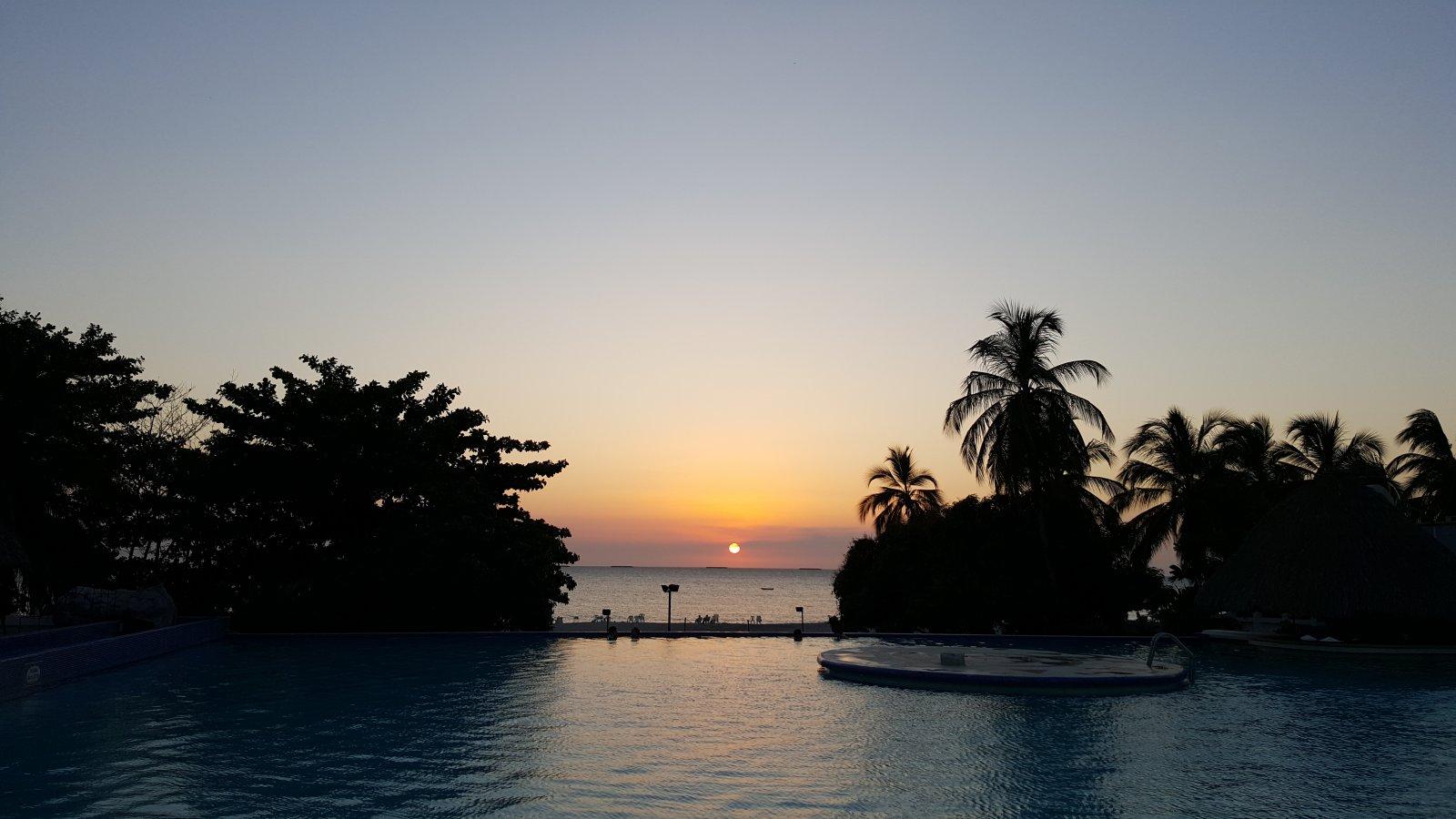 Costa Azul Hotel - Santa Marta, Colombia