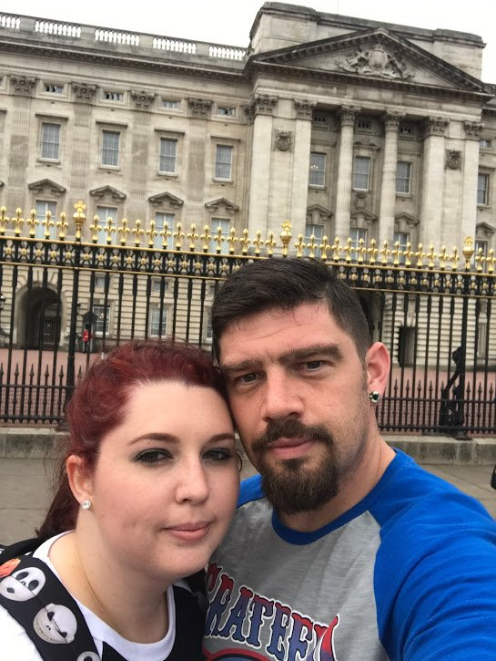 London for a day (May 2017)