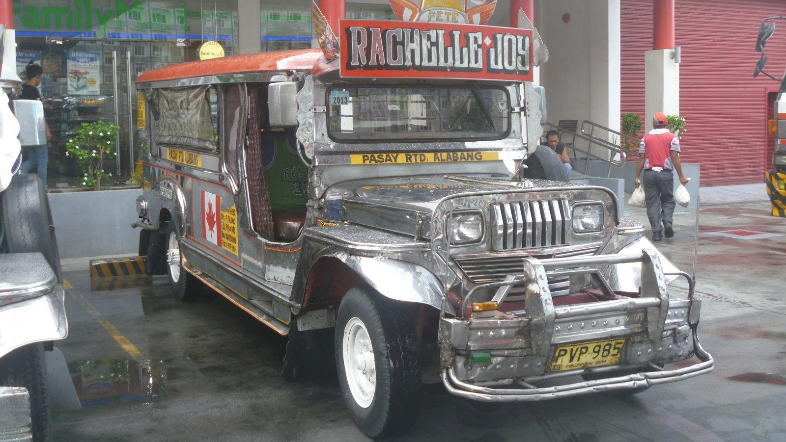 Pasay-Alabang-route-jeep-Rachelle-Joy