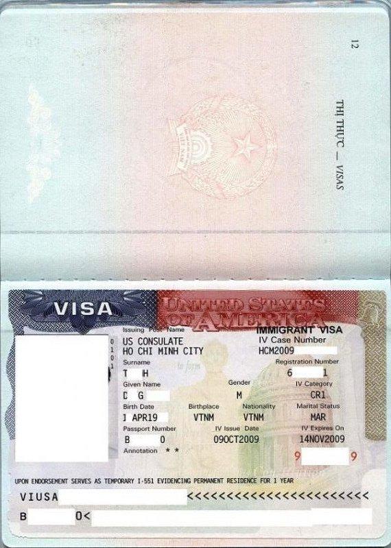 CR1 Visa