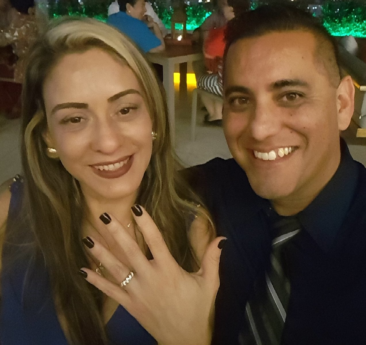 Engagement Party - Terraza Sorrento, Holiday Inn, Cucuta, Colombia