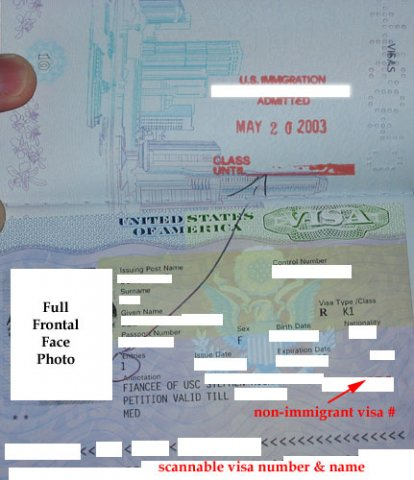 K1 Visa After Entry