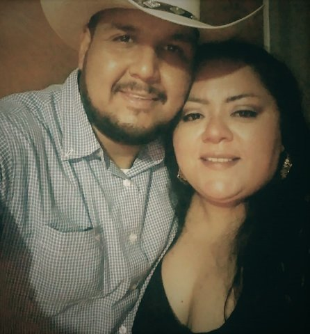My Hubby and I ..