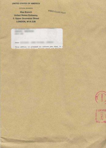 Packet3 Envelope London