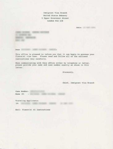 Packet3 Letter London