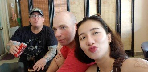 Lunch in Vung Tau
