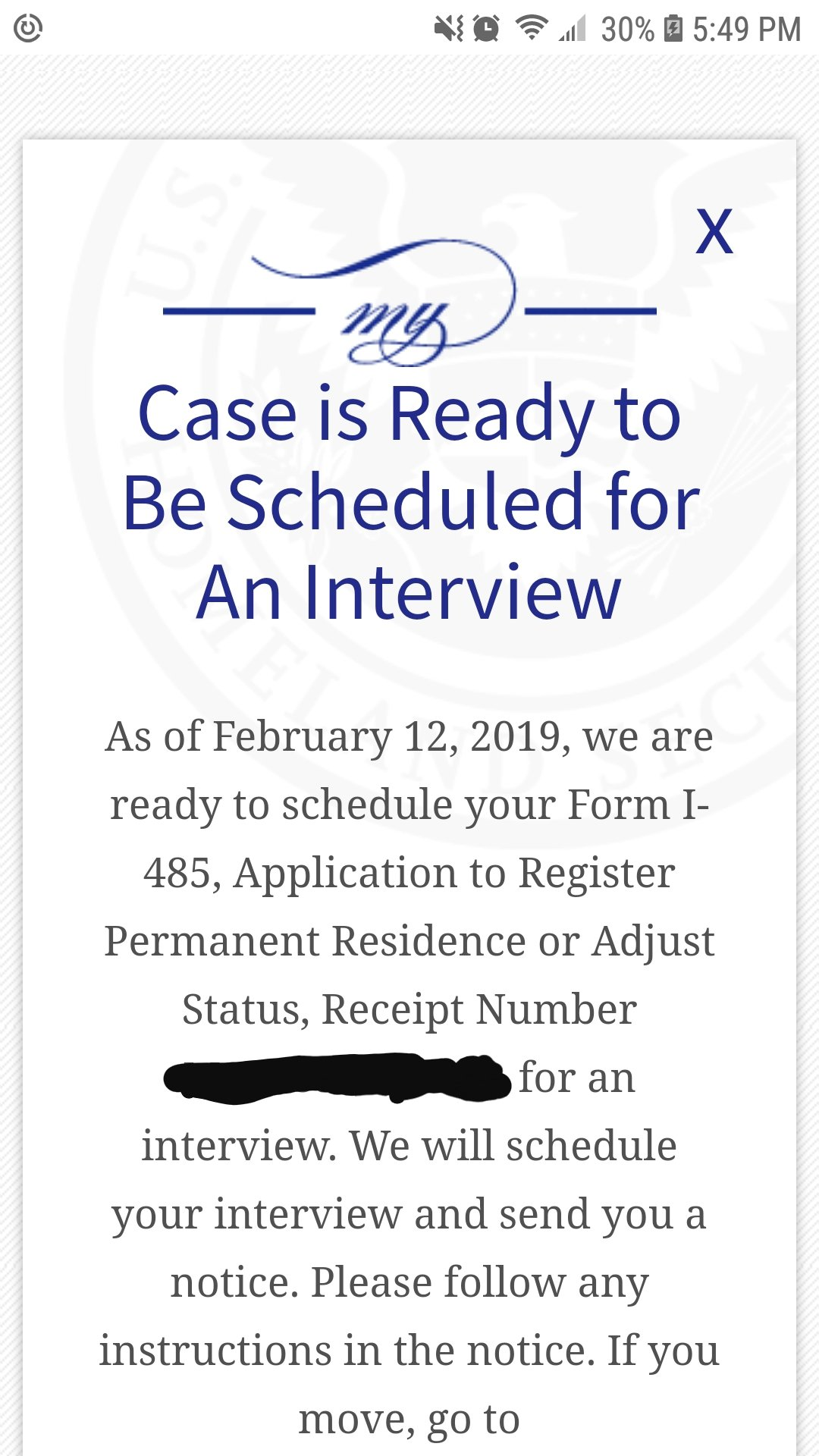 Documents received by uscis September 20, 2018 still no EAD