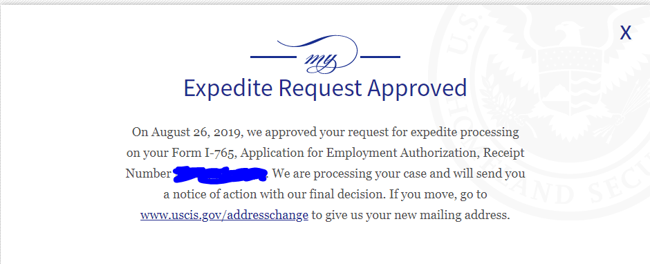 EAD Expedite Timeline After Fax Request - Page 94