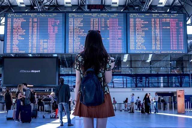 My fiance got denied boarding with a valid K-1 Visa, transiting through Paris