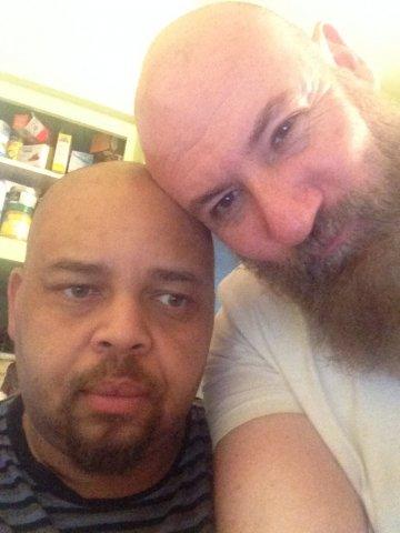 Joe and Philip