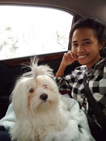 Ang and Sasha