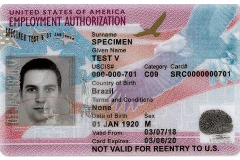 USCIS Extends EAD Validity from 1 Years to 2 for K1 Visa Holders and Certain other AOS Filers